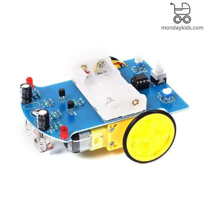 Welcome For Visiting Monday Kids D2 1 Diy Kit Intelligent Tracking