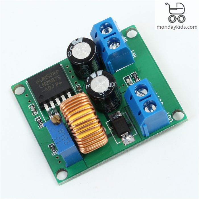 Monday Kids DC-DC 3V-35V To 4V-40V Step Up Power Module Boost Converter 12v  24v Converter 12v to 5v DC DC Voltage Converter 12v to 19v