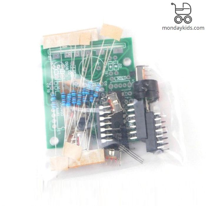 Monday Kids 16 Music Box Kits 16 Sound Box Electronic Production DIY Kits  for Arduino Music Production Module DIY