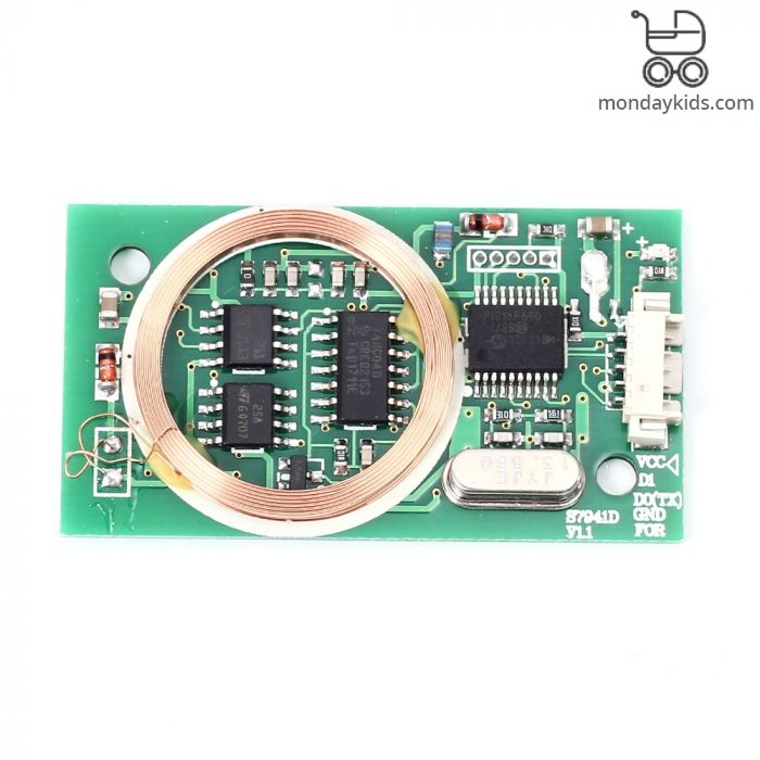 125khz Rfid Reader Circuit