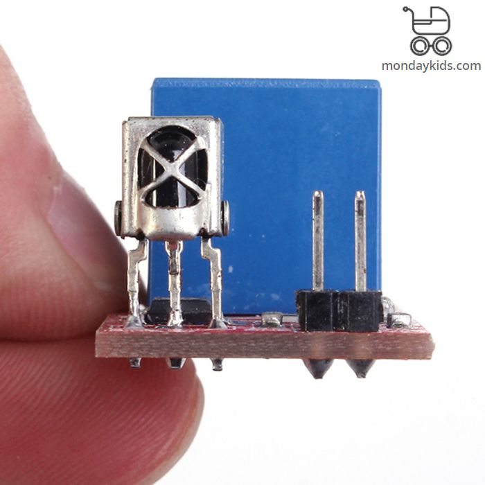 Active Components Electronic Components & Supplies 1 Channel Infrared Switch Relay Driving Module Board 5v Active Remote Controller