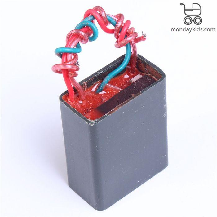 Monday Kids 800-1000KV Ultra High Voltage Pulse Generator DC Super Arc  Ignition Coil Module 3 7-7 4V 4A High Voltage Transformer Inverter