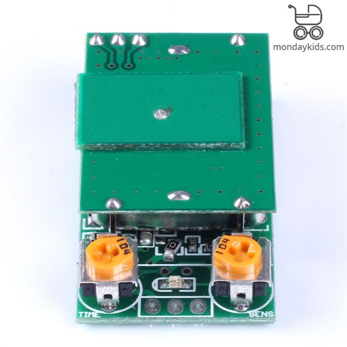 Monday Kids DC 5V 5 8G 5 8GHz Microwave Radar Sensor Switch Module M  Waveband Sensing 12m HFS-DC06 No Interference
