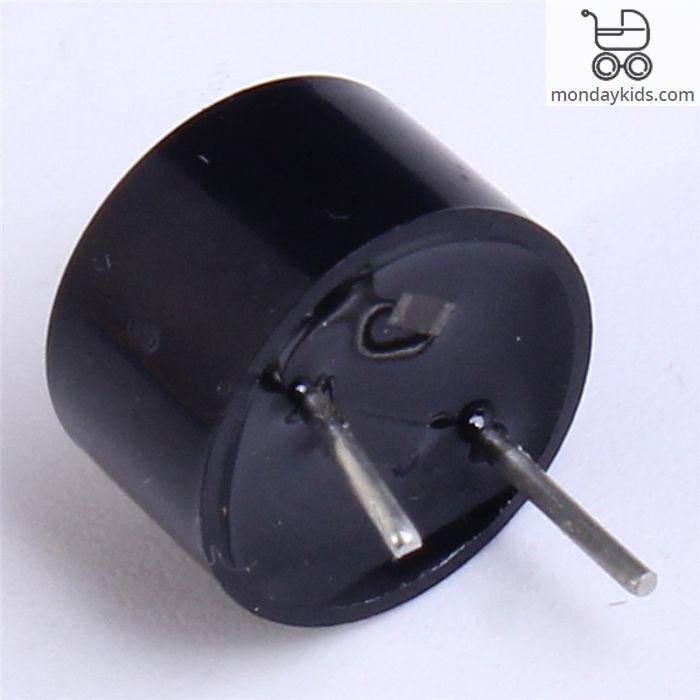5V Active Buzzer Continuous Beep Tone - Arduino // AVR // PIC x5