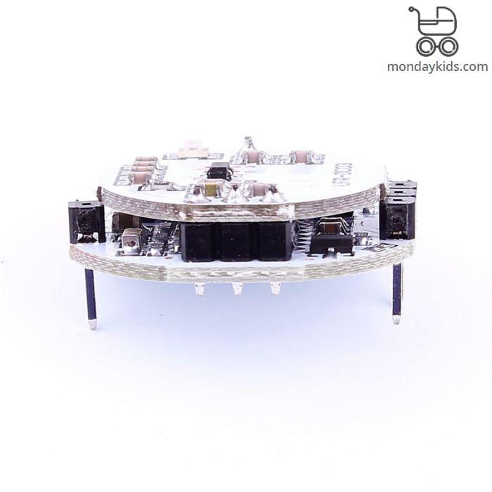 Monday Kids DC 12-50V LED Microwave Radar Sensor Module MOS Output For Lamp  Bulb Smart Switch Sensing Distance 5-8m