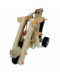 DIY Kits Robot Kid Ride Tricycle