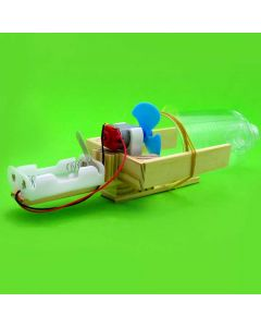 DIY Vacuum Cleaner for Kids for Demonstrating Vacuum Cleaner Working Process