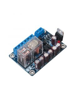 Monday Kids relay SS8050 Speaker protection Two-channel speaker protection board Can using BTL and OCL output circuit