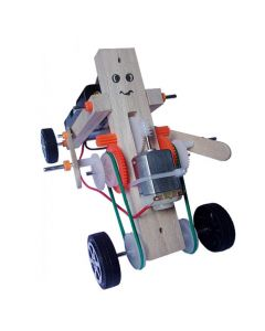 Mars Exploration Robots DIY Kits for Kids