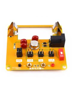 Monday Kids AD584 4-Channel Work on 2.5V 5V 7.5V 10V Programmable High Precision Voltage Reference Module Board Reference Sources AD584L