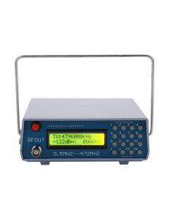 Monday Kids 0.5MHz-470MHz RF Signal Generator Meter Tester for FM Radio Walkie-talkie Debug Digital CTCSS Singal Output