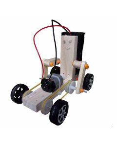 DIY Wooden Quad Bike Toy Kits for Kids