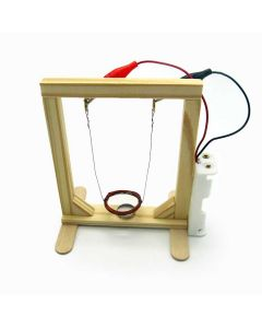 The Coil Swing of Electromagnetic Induction