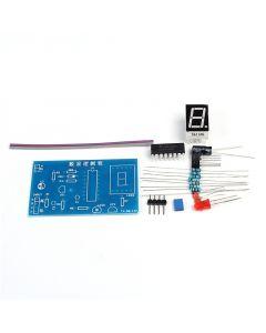Monday Kids DIY Kit CD4511BE Digital LED Tester Meter Logic Pen Kit for Sensor Amplifier DC Gain Electronic DIY Kit IC Tester DIY Electronic