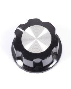 Monday Kids 10pcs MF-A03 Potentiometer Knob Cap Inner 6.35mm 15x28mm Rotary Switch Bakelite Knob for RV24 3590S WHT118 WX050