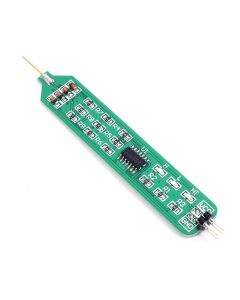 Monday Kids Logic Tester Pen Level Tester 5V 3.3V Digital Circuit Debugger Convenient and Quick Learning Board Necessary Tools