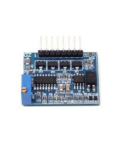 Monday Kids SG3525 LM358 Inverter Driver Board 12V-24V Mixer Preamp Drive Module Frequency Adjustable 1A