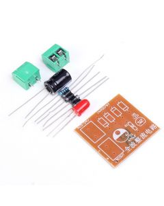 Monday Kids 10pcs/lot DIY Kits IN4007 Full Wave Bridge Rectifier Circuit Board Suite AC To DC Power Supply Converter Electronic Teaching