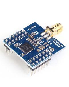 Monday Kids CC2530 Zigbee Module UART Wireless Core Board Development Board CC2530F256 Serial Port Wireless Module 2.4GHz Zigbee