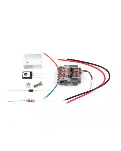 Monday Kids Electronic Diy Kit High Voltage Generator Step-up Inverter Arc Cigarette Igniter Coil Module 15KV Transformer Arc Generator