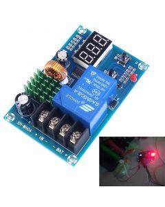 Monday Kids XH-M604 Battery Charger Control Module DC 6-60V Storage Lithium Battery Charging Control IC Switch Protection Board LED Display