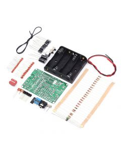 Monday Kids 87-108MHz FM Frequency Modulation Wireless Microphone Module DIY FM Transmitter Board Parts Stereo FM Transmitter Module DC 4-6V