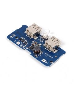 Monday Kids 3pcs 5V 2A Power Bank Charger Board Charging Circuit Board Step Up Boost Power Supply Module Dual USB Output