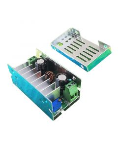 Monday Kids 200W DC-DC Boost Converter 6-35V to 6-55V 10A Step Up Voltage Charger Power with Shell