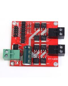 Monday Kids 2 Channel CH Dual H-bridge DC Motor Driver Module Positive / Negative Rotate PWM Regulation Optocoupler Isolation L298 7A 160W
