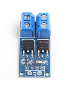 Monday Kids High Power MOS FET Trigger Switch Drive Module PWM Regulator Electronic Switch Control Panel DC 5V-36V