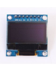 "Monday Kids  0.96 inch 128X64 IIC SPI Serial White OLED Display Module I2C LCD Screen Board 0.96"" SSD1306 for Arduino/stm32/51 Oled I2C"