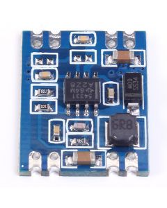 Monday Kids 2pcs 7V-28V to 5V DC-DC Step Down Power Supply Module Voltage Buck Converter 3A Fixed Output Chip Power Supply Board