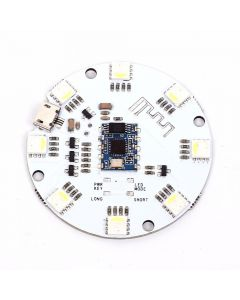 Monday Kids DC 3.6-5V RGBW Bluetooth LED 4.0 BLE PWM Lamps Light Module Lighting Source White Red Blue Green Phone Control APP IOS Android