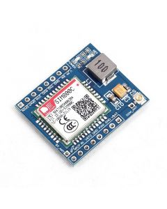 Monday Kids SIM800C GSM GPRS Module 5V/3.3V TTL Development Board IPEX With Bluetooth And TTS For Arduino STM32 C51