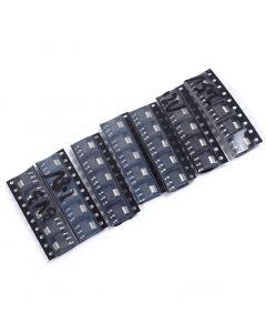 Monday Kids 35pcs/lot 7Kinds Each 5pcs AMS1117-1.2V/1.5V/1.8V/2.5V/3.3V/5.0V/ADJ Voltage Regulator Tube Voltage Stabilizer Pack Assorted Kit