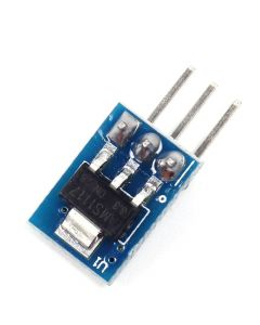 Monday Kids 10pcs/lot AMS1117 DC-DC Step-Down Power Supply Module Adjustable Buck Converter 4.75V-12V To 3.3V 800mA for Arduino