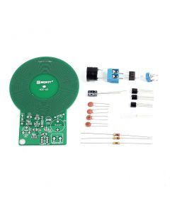 Monday Kids  DIY Kit Metal Detector Kit Electronic Kit DC 3V-5V 60mm Non-contact Sensor Board Module DIY Electronic Part Metal Detector