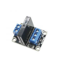 Monday Kids 5pcs/lot 1 Channel 5V Solid State Relay Module Low Level Relay 240V 2A Output With Resistive Fuse RM001