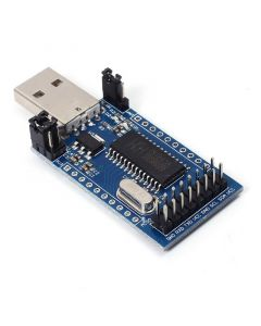 Monday Kids CH341A Programmer USB to UART/IIC/SPI Convertor Parallel Port Converter onboard UART and SPI/I2C Operating Indicator Lamp