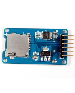 Monday Kids Micro SD Storage Board TF Card Module Slot Socket Memory Shield Module SPI for Arduino Micro SD Card Reader Module