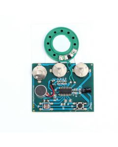Monday Kids 30S 30secs Photosensitive Sound Voice Audio Music Recordable Recorder Board Chip Programmable Music Module for Greeting Card DIY