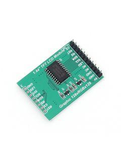 """Monday Kids 5V / 3.3V 1.44"""" TFT 1.44 inch LCD Display Module 128*128 Color Sreen SPI Compatible For Arduino mega2560/STM32 /SCM"""