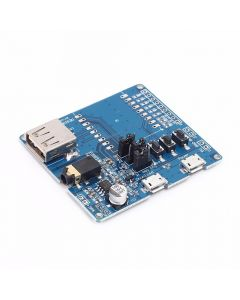 Monday Kids For XY-V17B Voice Controller Shield +Mini MP3 Player Module Audio Voice Board Support For SD Card TF Card