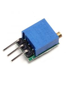 Monday Kids DC 5-15V Oscillator NE555 Module Square Output Adjustable Vibrator Pulse Generator Signal Source 0.5Hz-70Hz