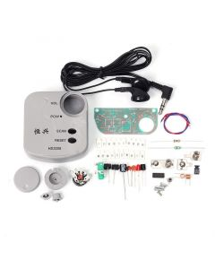 Monday Kids FM Micro SMD Radio DIY Kit FM Frequency Modulation DIY Radio Electronic Production Training Suite DIY Electronic Radio Kits