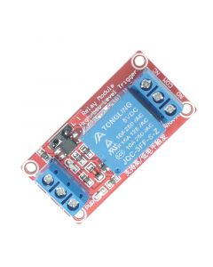 Monday Kids 1 Channel Relay Module With Optocoupler Isolation Support High And Low Level Trigger 5V