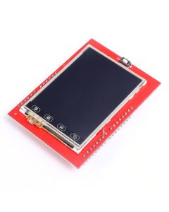 Monday Kids 2.4 inch TFT LCD Touch Screen Shield for Arduino UNO R3 Mega2560 LCD Module 18-bit 262,000 Different Shades Display Board