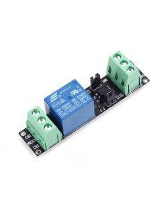 Monday Kids 5Pcs/lot 1 Channal DC 3V/3.3V Relay Optocoupler High Level Driver Control Module for Arduino Optocoupler Board