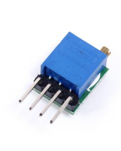 Monday Kids 50Hz-6KHz TP354 NE555 Module Square Wave Pulse Generator Oscillator Output Signal Source Frequency Adjustable 200mA DC 5-15V