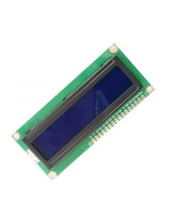 Monday Kids 3.3V Blue Screen White Character LCD module Blue backlight Screen LCD 1602 display for electronic DIY LD002